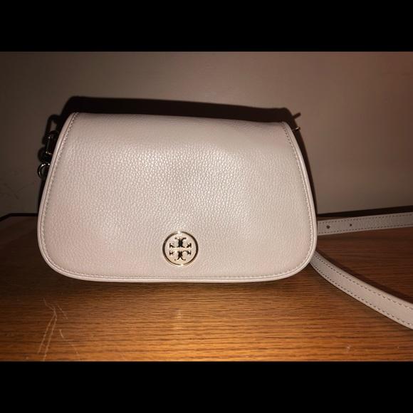92ca1d249 Tory Burch Bags | Landon Mini Bag French Gray | Poshmark